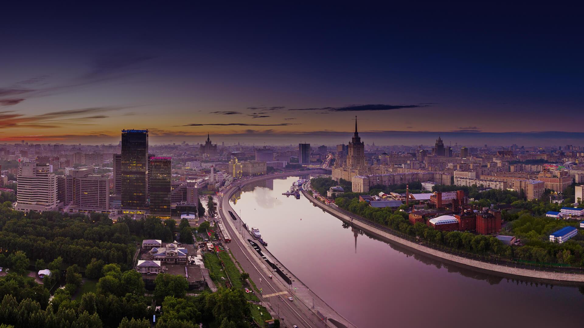 Лучшие виды города