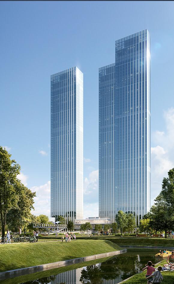 Жилой комплекс Capital Towers